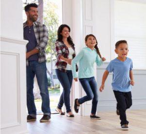 bridger family home